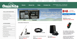 Purchase remote monitoring systems and cellular alarms online