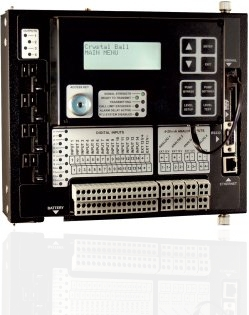 Remote Equipment Data Logging, Control, and Alarm System